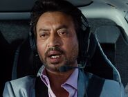 Irrfan Khan as Masrani