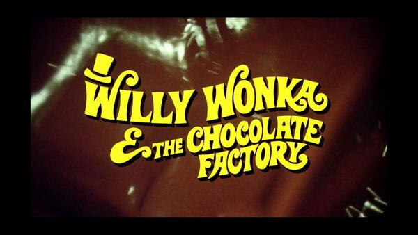 Willy Wonka & the Chocolate Factory Logo