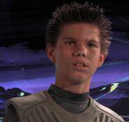 Taylor Lautner as Sharkboy