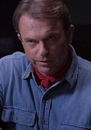 Sam Neill as Grant (JP)