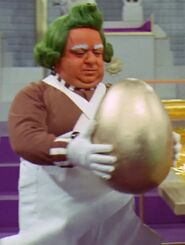 Angelo Muscat as Oompa Loompa