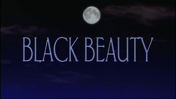 Black Beauty (1994) Logo