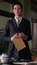 Claudia Katz Minnick as Robbie's Assistant (SM)