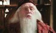 Richard Harris as Albus Dumbledore (COS)