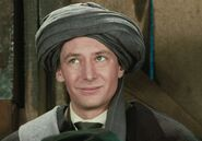 Ian Hart as Professor Quirrell (PS)