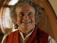 Ian Holm as Bilbo (FOTR)