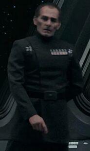 Wayne Pygram as Governor Tarkin
