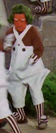 Marcus Powell as Oompa Loompa