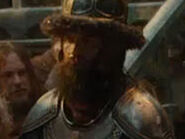 Dallas McKinley as Laketown Guard (DOS)