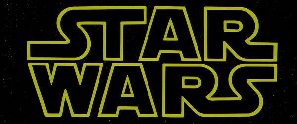 Star Wars (ANH) Logo