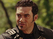 Morgan Spector as Lead Fire Nation Soldier