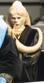 Alan Ruscoe as Bib Fortuna (Scenes Deleted)