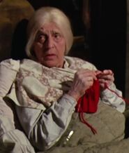 Franziska Liebing as Grandma Josephine