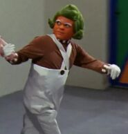 Ismed Hassam as Oompa Loompa