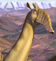 Alan Tudyk as Freaky Mammal (Voice)