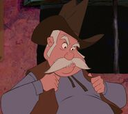 Richard Riehle as Sheriff Sam Brown (Voice)
