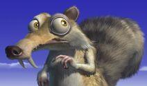 Chris Wedge as Scrat (Voice) (IA)