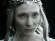 Cate Blanchett as Galadriel (BOTFA)