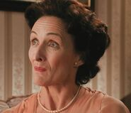 Fiona Shaw as Aunt Petunia (COS)