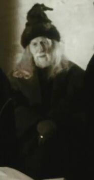 Alfred Burke as Professor Dippet