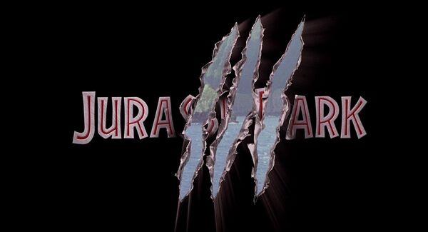 Jurassic Park III Logo