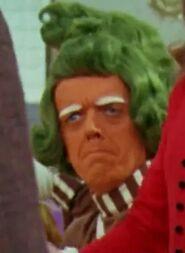 Albert Wilkinson as Oompa Loompa