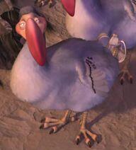 Alan Tudyk as Dodo (Voice)