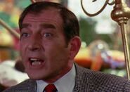 Leonard Stone as Mr. Beauregarde