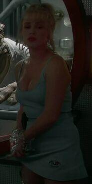 Susie Porter as Hermione Bagwa