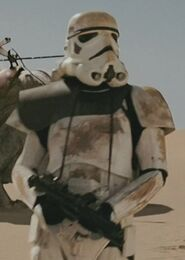 Unknown as Sandtrooper 2 (Special Edition)