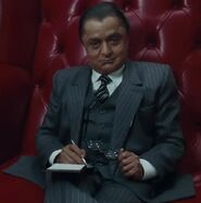 Deep Roy as Oompa Loompas (Doctor)