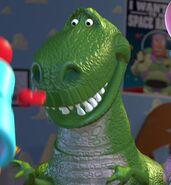 Wallace Shawn as Rex (Voice) (TS)