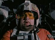 William Hootkins as Red Six (Porkins)