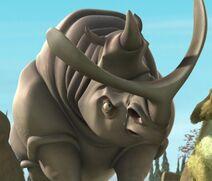 Stephen Root as Rhino (Voice)