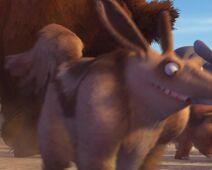 Josh Hamilton as Aardvark (Voice)