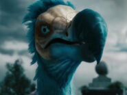 Michael Gough as Dodo Bird (Voice)