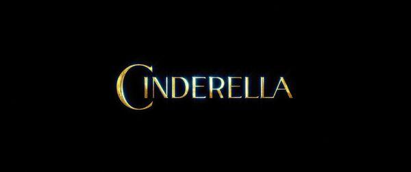 Cinderella (2015) Logo