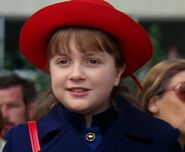 Denise Nickerson as Violet Beauregarde