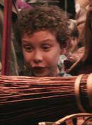 Ben Borowiecki as Diagon Alley Boy (PS)