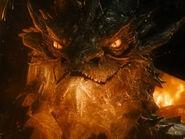 Benedict Cumberbatch as Smaug (Voice) (BOTFA)