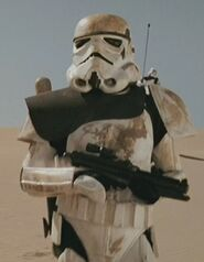 Unknown as Sandtrooper 3 (Special Edition)