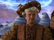 David Arquette as Max's Dad (Cookie Giant)