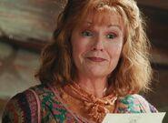 Julie Walters as Mrs. Weasley (COS)