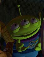 John Lasseter as Aliens (Voice)