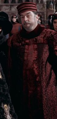 Paul Martin Smith as Naboo Courier