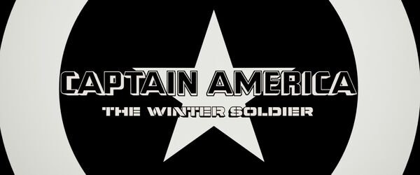 Captain America - The Winter Soldier Logo