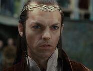 Hugo Weaving as Elrond (FOTR)