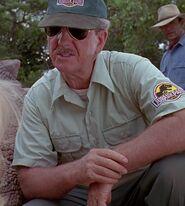 Gerald R. Molen as Harding