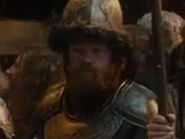 Richard Whiteside as Laketown Guard (DOS)