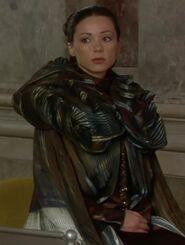 Josephine Alessio as Advisor to Queen Jamillia